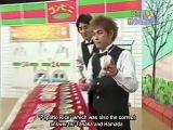 Gaki no Tsukai #618 (2002.07.21) — Kiki 11 (Instant Rice) ENG subbed