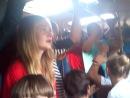 104 человека в пазике поют гимн Монолита D
