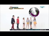 [Отрывок]  Weekly Idol (Random Dance) - Secret (2012.09.26 - под песни B.A.P)