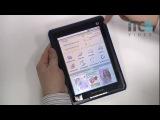Видео обзор электронной книги PocketBook IQ 701