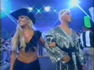 WCW Bash at the Beach 1999 part 1