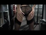 Rosie Huntington Whiteley- Agent Provocateur Love Me Tender