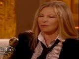 Barbra Streisand talks about Lea Michele