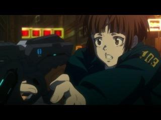Psycho-pass / Психопаспорт - 1 серия Inspector Gadjet & Shina