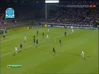Лион - Реал Мадрид (2 тайм) (ЛЧ 2005/06,группа F 1 тур).