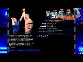 www.WrestlinPortal.ru - WWE 2K14 Прохождение 30 years of wrestlemania 11