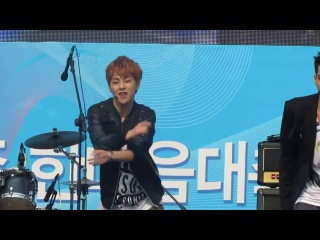 [fancam] 130525 KyungBok High School Festival - EXO-M History