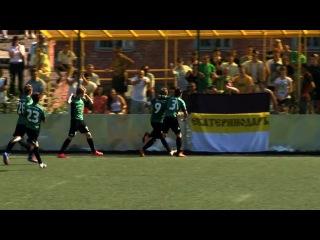 Видеообзор матча первенства России между командами