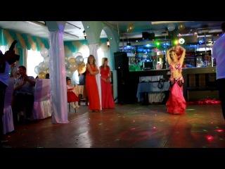 Инесса-танец на свадьбе)))