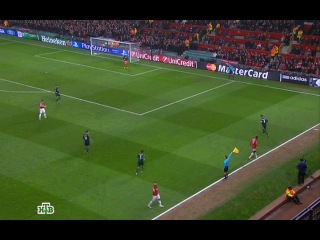 Futbik - Лига Чемпионов 2012-13 / 1/8 финала / Ответный матч / Манчестер Юнайтед Англия - Реал Мадрид Испания