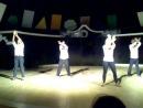 Египет 2012 танец аниматоров