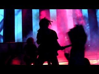 The Rasmus - Solo Eero & Immortal & Lauri and Eero (Vladivostok 13/10/2013)