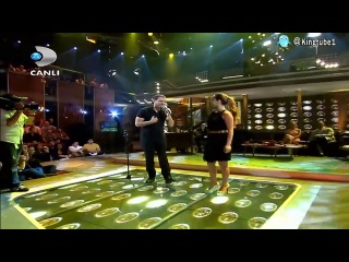 Rafet El Roman Feat. Ezo Kalbine Sürgün Düet (Beyaz Show)