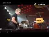 Роджер и Руфус Тейлор соло на барабанах