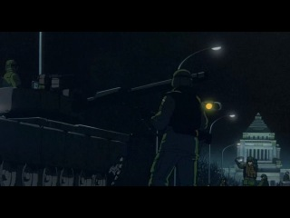 Полиция Будущего: Восстание/Kidou Keisatsu Patlabor 2 The Movie (Проф озвучка)