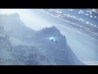 Звёздный крейсер Галактика: Кровь и Хром (2012) - фантастика, боевик.