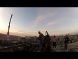 Куб 29.09.2012 - Задняя обвязка