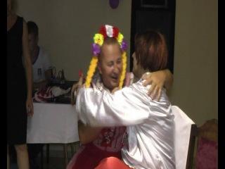 Вот так мы веселились на нашей свадьбе)))Свадьба Атаева Доврана и Атаевой Ольги 30.08.2013