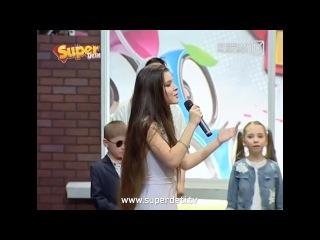 Катя Рябова и Саша Лавер - Every time you touch me
