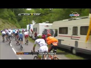 Watts Zap Eurosport Le Tour de France
