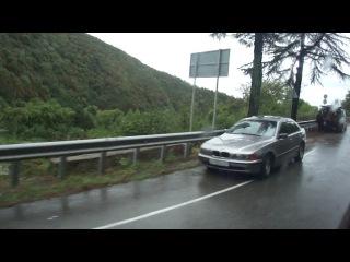 Сухумское шоссе. 30-ое сентября 2011.
