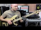 Slap Bass Lesson - Beginner-Intermediate - with Scott Devine (L74)_HD