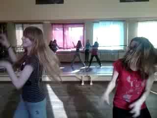 Танец Тушкану 3