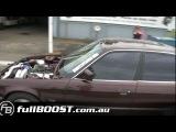 Dragster BMW E34 V8