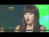 HyunAh - Intro+Bubble Pop [111009 tvN Show Show Show]