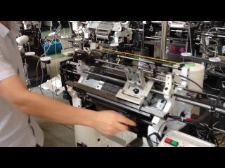 Станки для произодства перчаток (Видио 3)