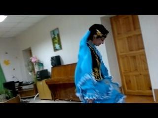 Татар биюе,Ишембай. милли мәдәниәт үҙәге,оло йәштәгеләр көнө