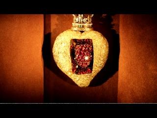 Королевское рубиновое сердце Сальвадора Дали