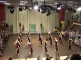 Ритм и Мы на конкурсе Юный танцор