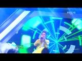 120623 VIXX - Super Hero (Remix) @ Music Core