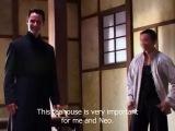 Переработанная Матрица: Перезагрузка / The Matrix: Reloaded Revisited (2004) (Teahouse Fight)