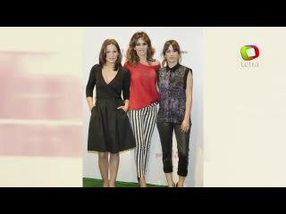 Blanca Suárez, Goya Toledo y Aitana Sánchez protagonizan un spot publicitario