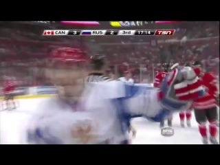 Russian Revolution 2011 IIHF WORLD U20 CHAMPIONSHIP - Финал Канада - Россия 3 - 5 (МЧМ-2011)