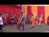 12.06.2013 г. Выступление ансамбля эстрадного танца