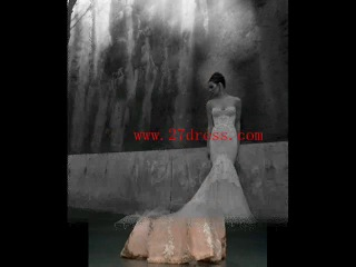 real pictures of wedding dress from 27dress.com
