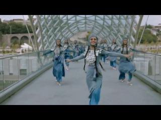 танцы грузинского национального балета «Сухишвили» - энергия, страсть, легкость.