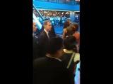 Эд и Лейтон на открытии Siam Center, Бангкок - 11 января
