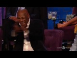 Mike Tyson In Comedy Central (Amy Schumer - Slutty Face Tattoo)