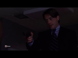 Служители закона (1998) - НУ НАФИГА ОН СТОЛЬКО БАЗАРИЛ ПЕРЕД ТЕМ КАК УБИТЬ ЖЕРТВУ?
