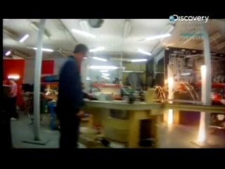 Мужская лаборатория Джеймса Мэя 2 сезон 5 серия