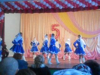 февральские встречи в школе №5 г.Дебальцево, наши девчонки лучше всех!!!