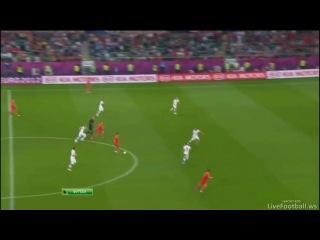 Евро 2012 Россия - Чехия 4-1 Обзор матча (08.06.2012)