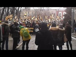 марш защиту детей в москве 02.03.13