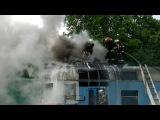 Дизель-поезд Стрий - Ивано-Франковск 29.07.12.