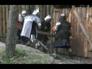Донецкая Сборная на Игре Престолов 2012