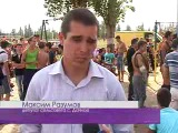 Первый открытый чемпионат по Street Workout в с.Дачное.
